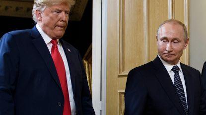 Trump hield details over ontmoeting met Poetin verborgen voor eigen kabinetsleden