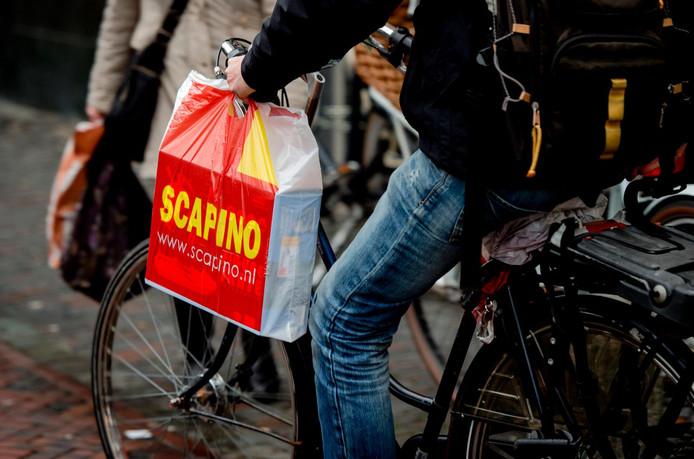 Schoenenketen Scapino ging drie jaar geleden failliet, maar maakte daarna een doorstart.