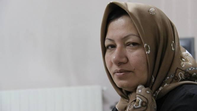 """""""Tot steniging veroordeelde Iraanse vrouw vrijgelaten"""""""