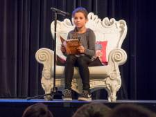Heijense Mila Peeters (11) leest als beste voor van Gennep en Mook&Middelaar