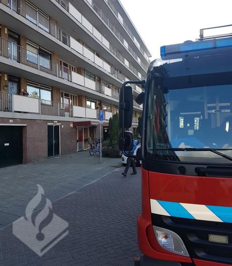 Gaslekkage in woning Ronsseweg Gouda