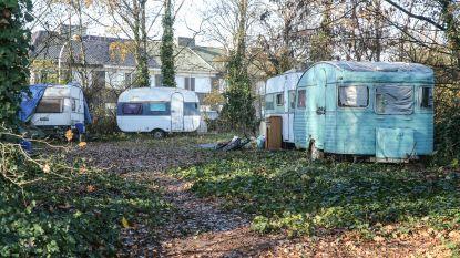 Roma van Tapuitstraat naar Meeuwstraat, maar ook daar moeten ze weg