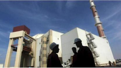 Aardbeving treft Iran nabij kerncentrale