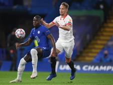 Luuk de Jong na remise bij Chelsea: 'We konden winnen, maar hier een punt pakken is goed'