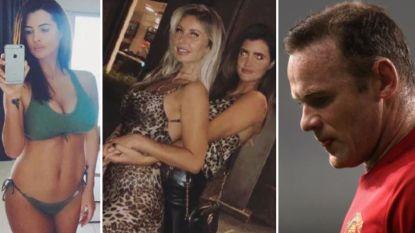 Trio's en 'foursomes': luxeprostituee brengt boek uit en vooral Wayne Rooney moet zich zorgen maken
