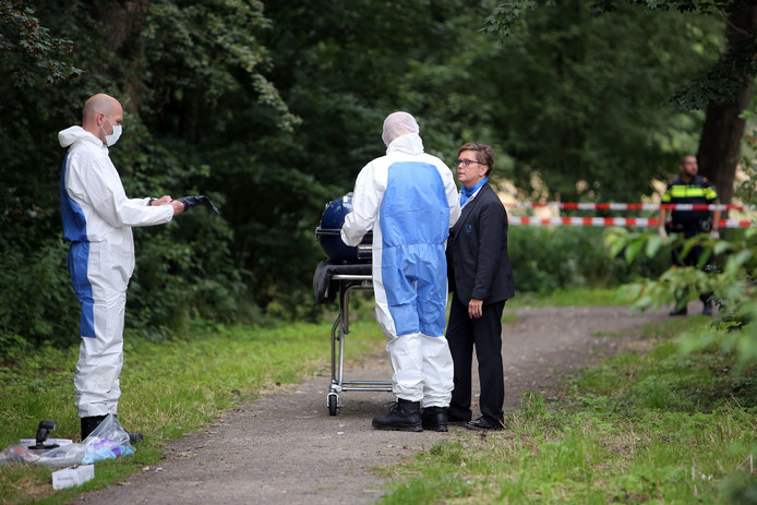Dode man gevonden in rivier Tongelreep Eindhoven