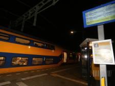 Tijdelijk geen treinen tussen Den Bosch en Boxtel na aanrijding bij Vught