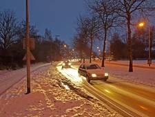 Weggebruikers opgelet: wegen nog steeds spekglad