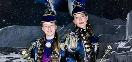 Veldhoven krijgt prinses carnaval: 'Prins Es' en dochter regeren over Rommelgat