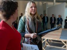 Nina Markus wint aanmoedigingsprijs met animatiefilm in Helmond