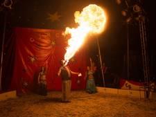Circus Bossle komt naar het Apeldoornse Zuiderpark