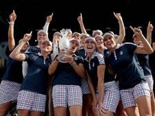 Solheim Cup voor Amerikaanse golfsters
