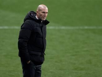 """Geen paleisrevolutie bij Real: Zinédine Zidane krijgt respijt """"tot einde van het seizoen"""""""