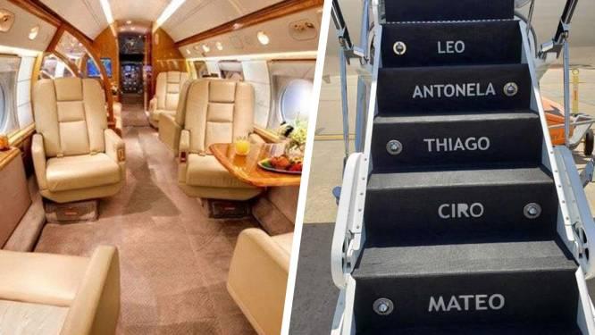 In nood kent men z'n vrienden: Lionel Messi laat Argentijnse ploegmaats reizen met luxueuze privéjet van 13 miljoen euro