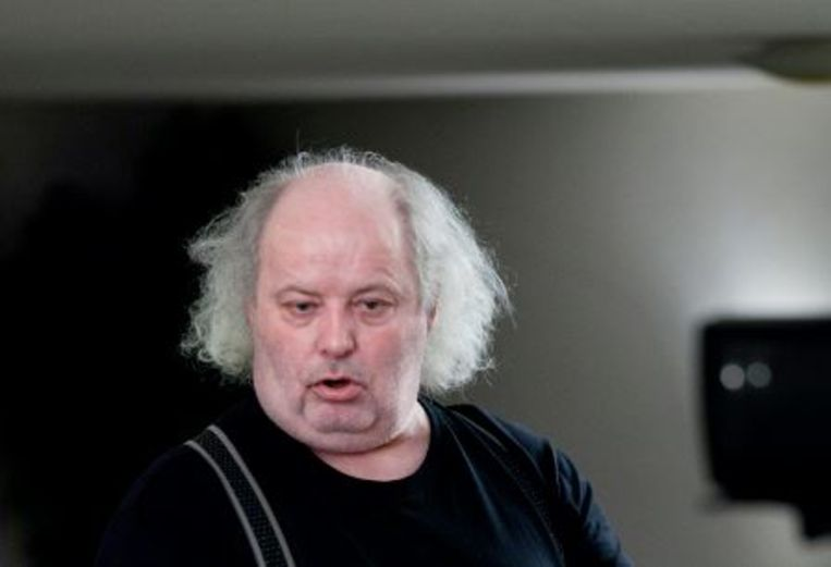 Pieter Jan Leusink Beeld Jorgen Caris
