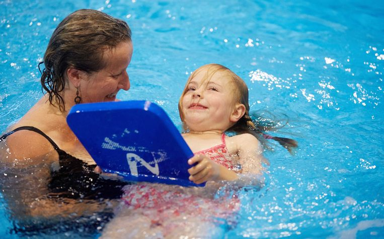 Schoolzwemmen blijft betaalbaar.