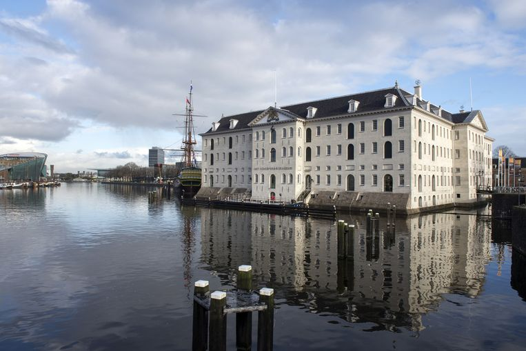 Nederland heeft als locatie voor de informele bijeenkomsten van ministers het Scheepvaartmuseum in Amsterdam aangewezen. Beeld Flickr/EU2016NL