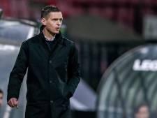 NEC-trainer na dramatisch verlies tegen TOP Oss: 'Slechtste wedstrijd van het seizoen'