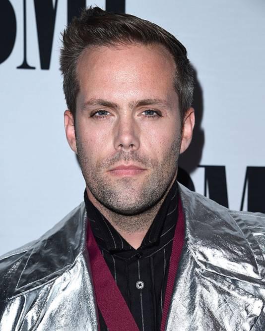 Songwriter Justin Tranter