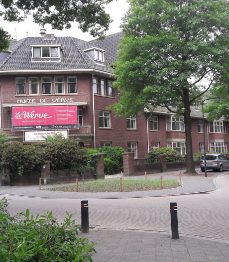 Bijna alle woningen en appartementen Huize de Werve verkocht