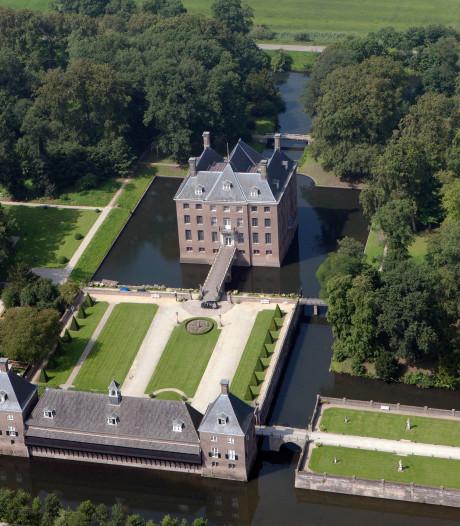 Toegangspoort kasteel Amerongen kan een opknapbeurt gebruiken