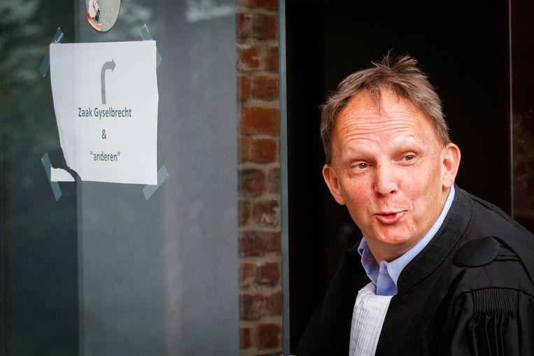 Johan Platteau voelde zich persoonlijk geviseerd.