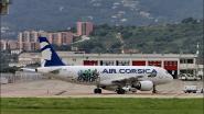Vliegtuig Air Corsica voor eerste keer vertrokken vanop luchthaven Charleroi