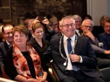 Hans Ubachs geïnstalleerd als burgemeester van Best