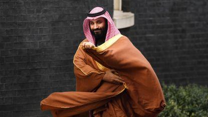 """Stop de Saoedi's!"""