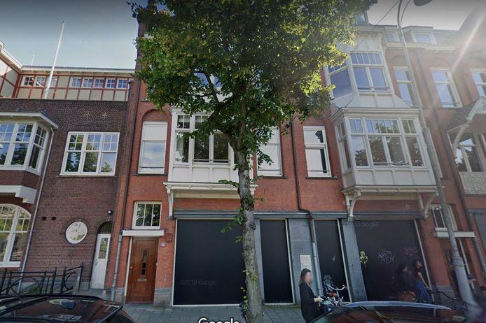 Gabriël Metsustraat nummer 6 is het huis waar Etty Hillesum in de Tweede Wereldoorlog woonde en haar belangrijke en wereldwijd vertaalde dagboeken schreef.
