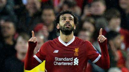 Mo Salah, de farao van de Mersey: hoe de Liverpool-ster zich tussen Messi en Ronaldo nestelt