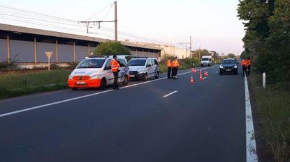 Zeven chauffeurs onder invloed bij politiecontrole
