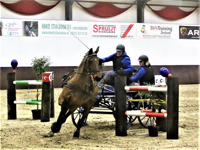 Pieter Karelse werd opnieuw Zeeuws kampioen.