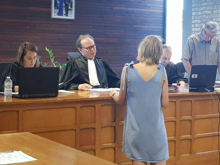 Politierechter Johan Van Laethem tijdens de themazitting over alcoholintoxicatie.