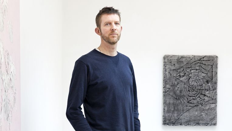 Michael Raedecker: 'De opening wordt een reünie.' Beeld Roy del Vecchio