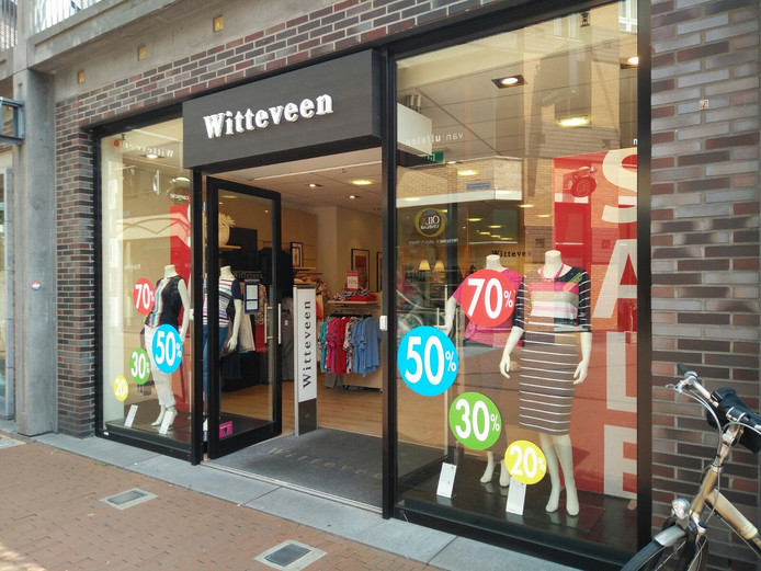 dcc16a775 Modeketen Witteveen failliet, 400 werknemers op straat   Home ...