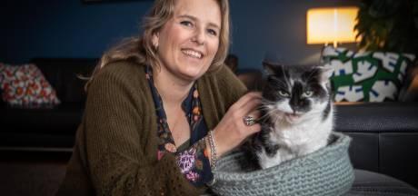 Corinna is klaar voor een kattencafé, nu Zwolle nog