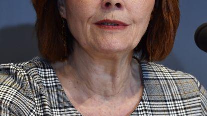 Vrouwen stappen in stilte bestuurskamer Nationale Bank binnen