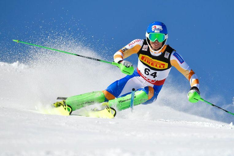 Steffan Winkelhorst in februari Beeld afp