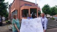 Bestuur neemt stadhuis onder handen: raadszaal opgedeeld in kantoren, terras omgebouwd tot vergaderruimte