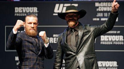 """Conor McGregor maakt dit weekend zijn comeback in de kooi: """"Ik voorspel een knock-out"""""""
