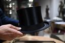 De hoed van Adolf Hitler.