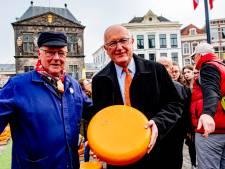 Trump laat oog vallen op zijn vriend in Den Haag