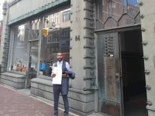 Niks te doen tegen doorverkoop van Omar Munie-pand