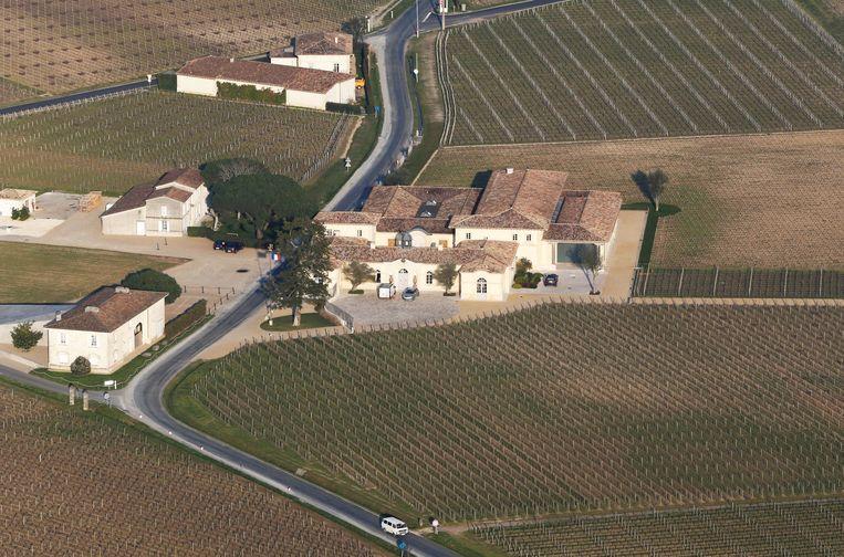 De wijngaarden van Petrus in Pomerol zijn UNESCO-werelderfgoed.