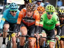 Ariesen sprint naar derde plek in Burgos