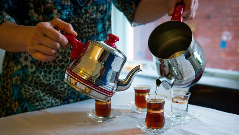 Pickwick wil met nieuw thee-aanbod aanhaken op de opkomst van theesalons Beeld ANP