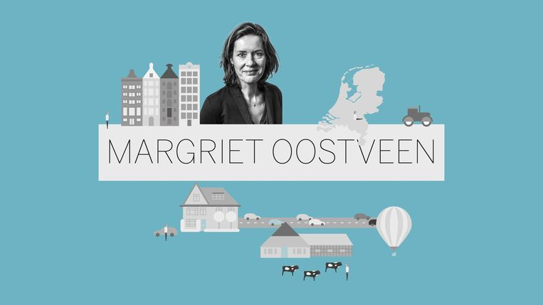 Margriet Oostveen. Beeld
