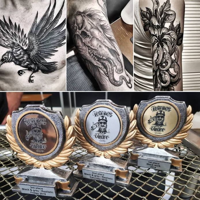 Met Deze 3 Tattoos Valt Mark Uit Almelo In De Prijzen