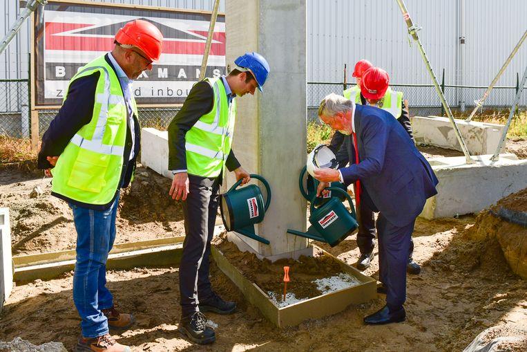 Bolckmans bouwt voor de eerste keer een groot project in Nederland, namelijk in Roosendaal.